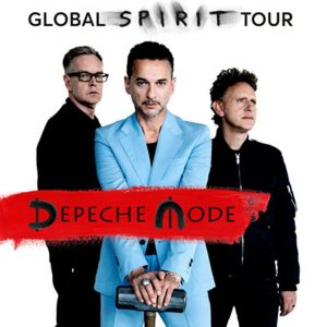 Depeche Mode's 2017 Spirit Tour
